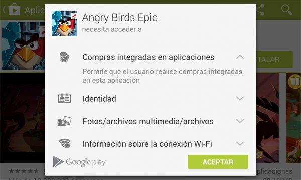 Saber si una aplicación Android es falsa