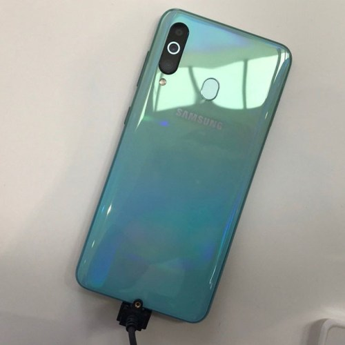 Samsung Galaxy A60-Cámaras