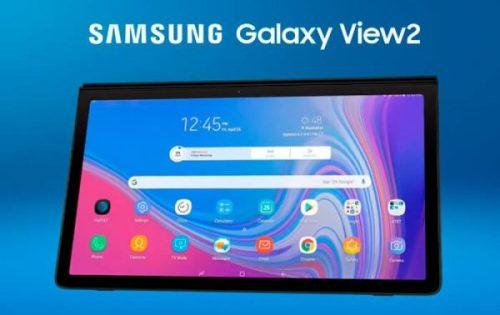 Samsung Galaxy View 2: características, precio y lanzamiento