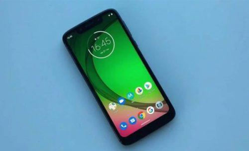 Motorola Moto G7 Play ya es oficial en España: disponibilidad y precio