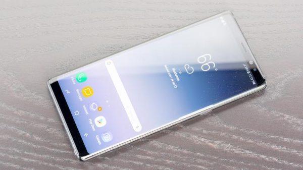 Galaxy Note 8 parche de seguridad abril 2019