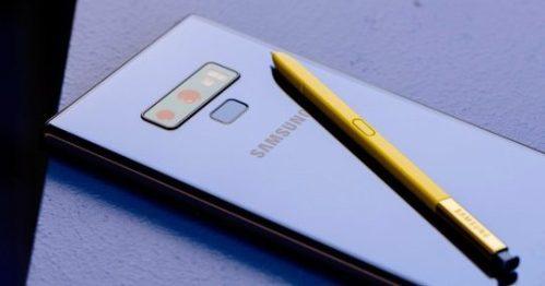 Samsung Galaxy S9 y Note 9 reciben el parche de seguridad de abril 2019