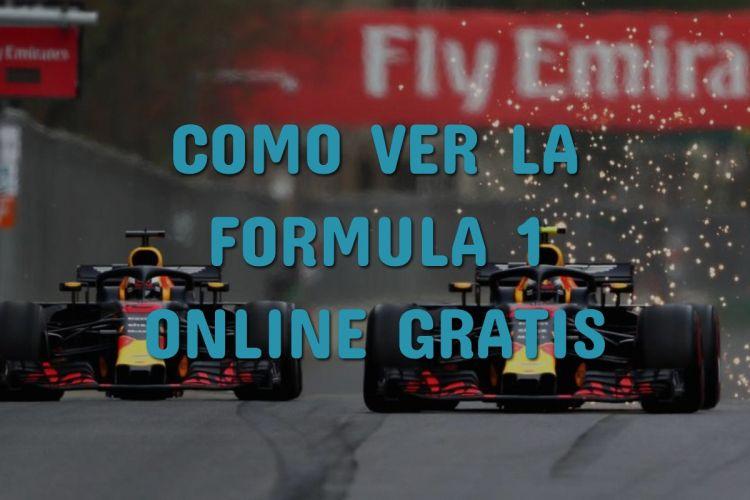 Como ver la formula 1 gratis