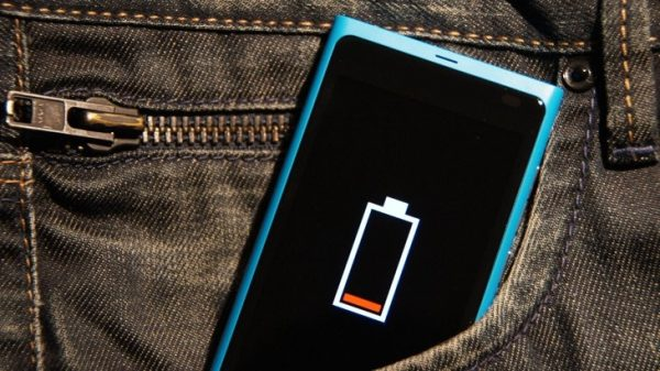 Cuidar la batería de nuestro teléfono evitar dejarlo en 0%