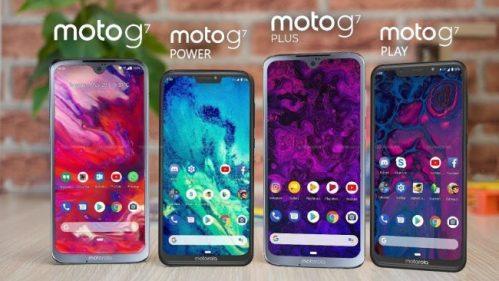 Los Motorola Moto G7 están en oferta en su versión española