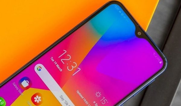 Samsung Galaxy M40 Geekbench