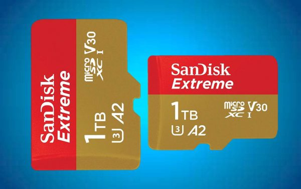 Tarjetas microSD de 1TB SanDisk Amazon