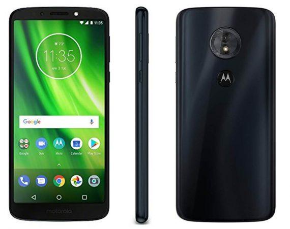 Teléfonos Motorola en oferta Moto G6 Play