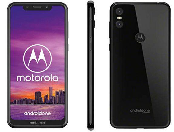 Teléfonos Motorola en oferta Moto One