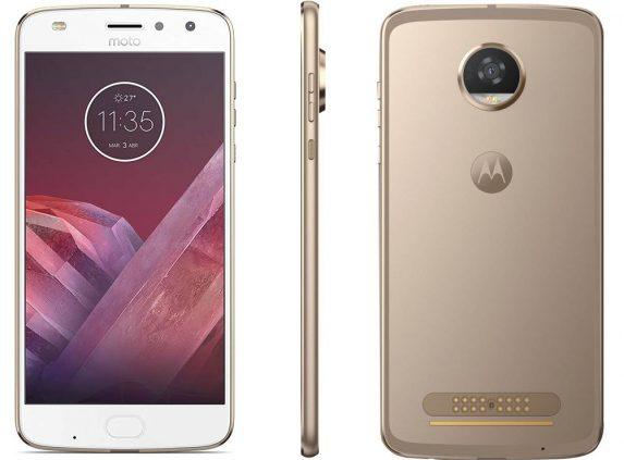 Teléfonos Motorola en oferta Moto Z2 Play