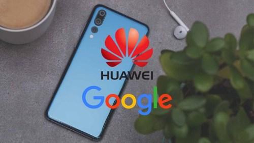Google perdería millones de usuarios si el veto a Huawei prosigue