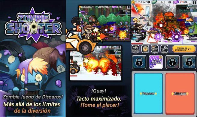Juegos Android gratis Zombie Defence Premium