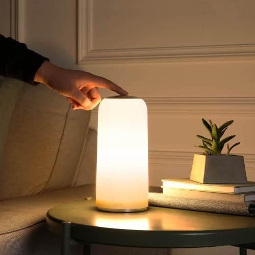 Lámpara táctil de Aukey