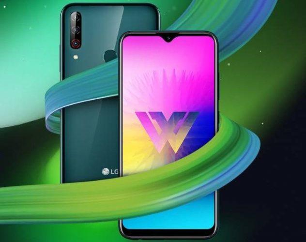Serie LG W características LG W30 Pro