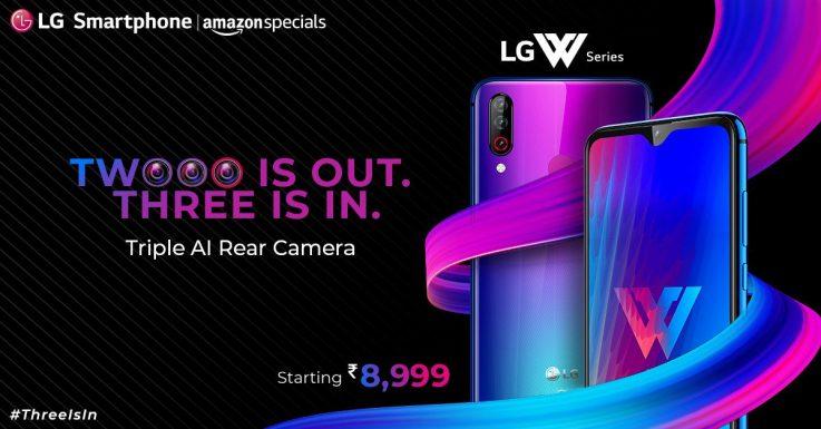 Serie LG W características