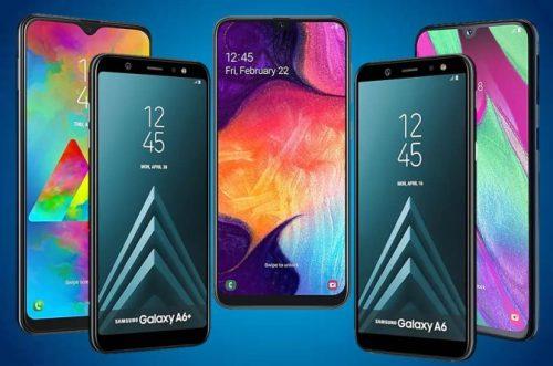 Teléfonos Samsung en oferta: ahorros de hasta 118 euros