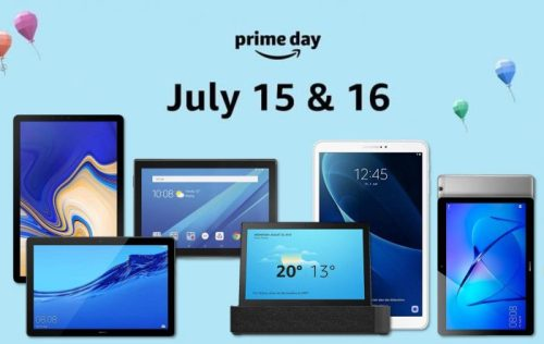 Amazon Prime Day 2019: estas son las tablets Android en oferta