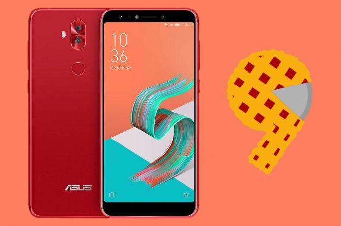 Asus ZenFone 5Q 5 Lite 5 Selfie Pro Android 9 Pie