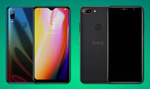 HTC Wildfire E 2019: así son los nuevos smartphones de la serie Wildfire
