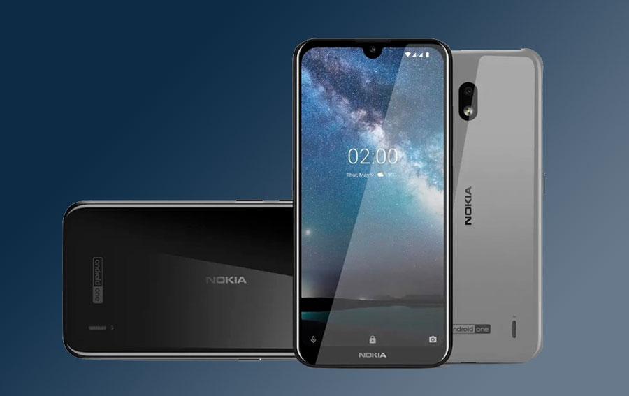 Nokia-2.2 caracteristicas