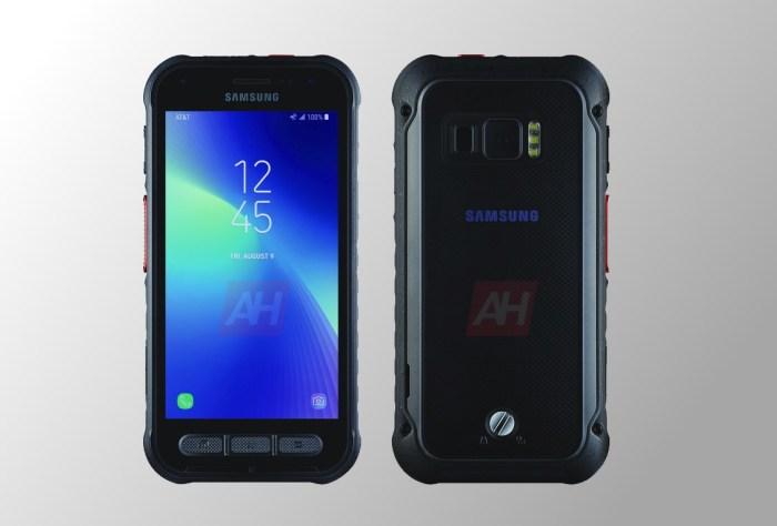 Samsung Galaxy Active filtrada