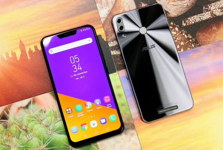 Asus ZenFone 5Z Android Q Beta