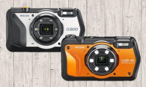 Cámaras Ricoh G900 y WG-6: súper resistentes a condiciones extremas