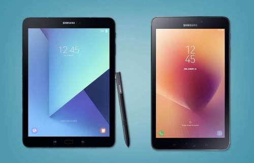 Samsung Galaxy Tab S3 y Tab A (2017) reciben Android 9 Pie