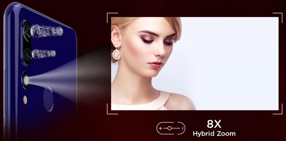 HTC Wildfire X características y precio cámara