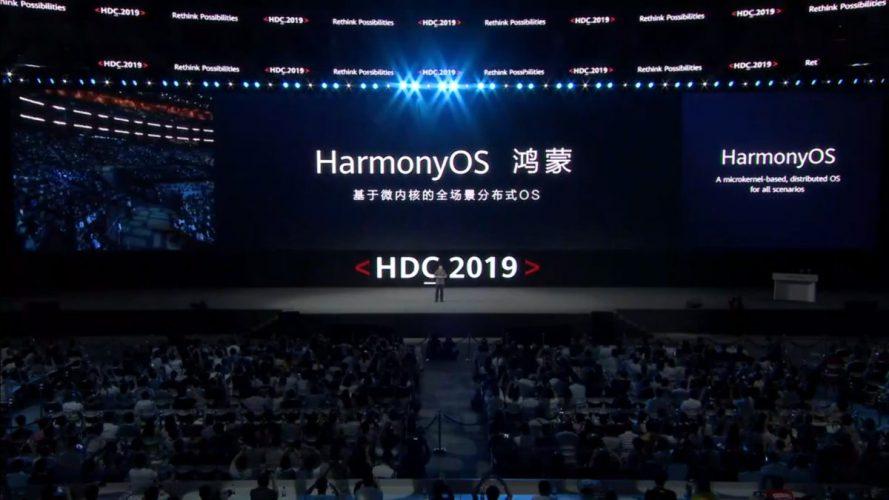 HarmonyOS sistema operativo de Huawei 2