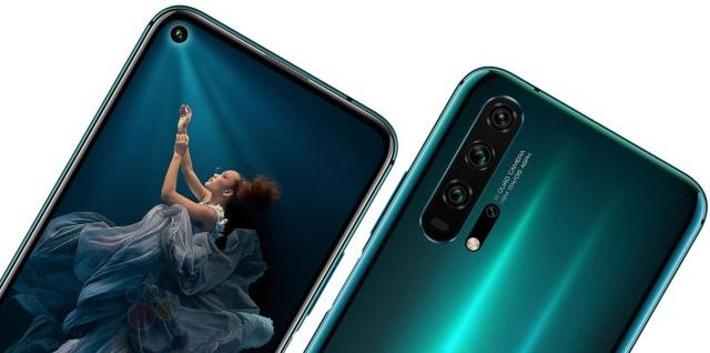 Móviles con EMUI 10 Android Q Honor 20 Pro