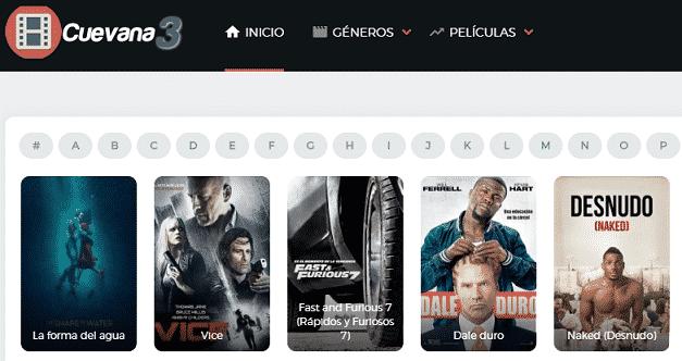 Mejores páginas para descargar series gratis-cuevana3