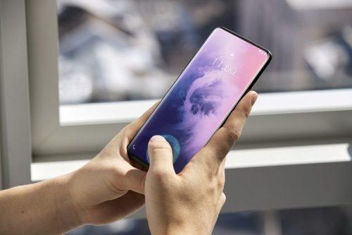 Mejores teléfonos con lectores de huellas dactilares en pantalla (agosto 2019)