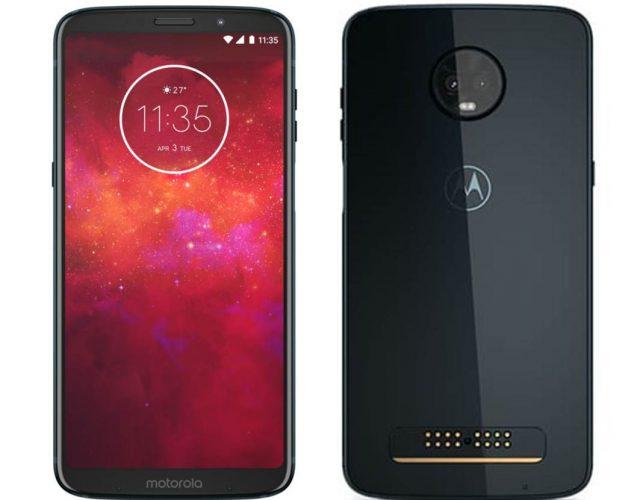 Mejores teléfonos gaming Motorola Moto Z3 Play