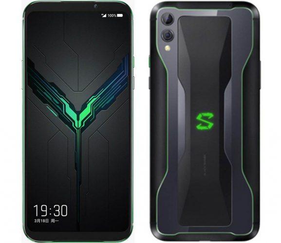 Mejores teléfonos gaming Xiaomi Black Shark 2
