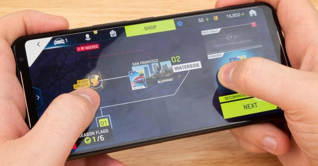 Asus ROG Phone II juegos características