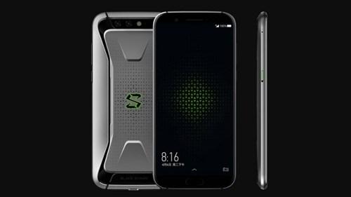 Black Shark 1 finalmente obtiene la actualización de Android 9 Pie
