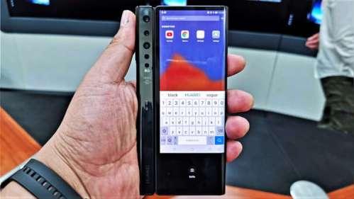 Huawei Mate X ya tiene fecha de salida y finalmente conocemos su precio