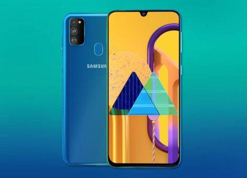 Samsung Galaxy M30s con sus características filtradas al completo