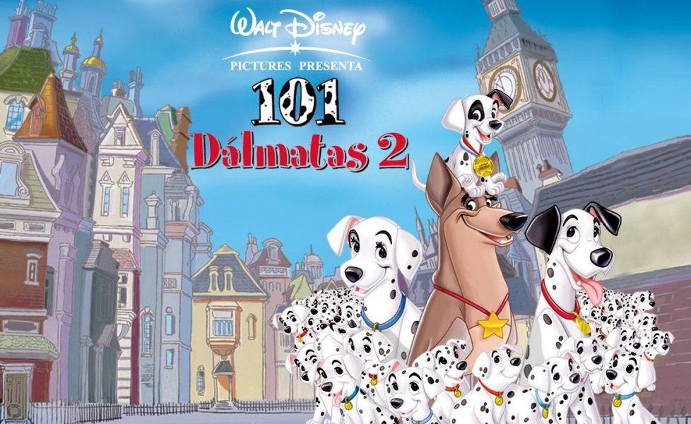 Disney+ 101 dálmatas 2
