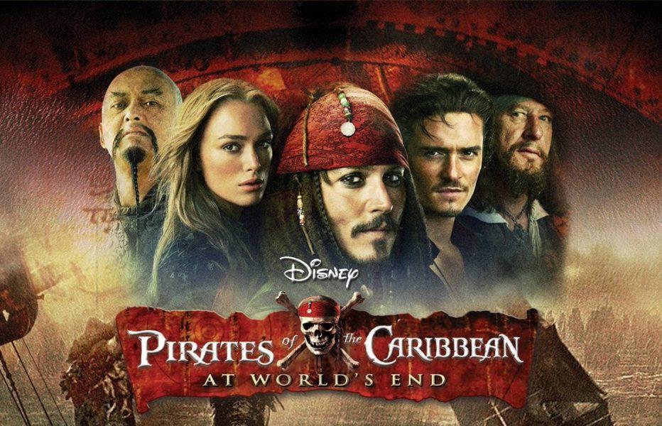 Disney+ Piratas el caribe en el fin del mundo
