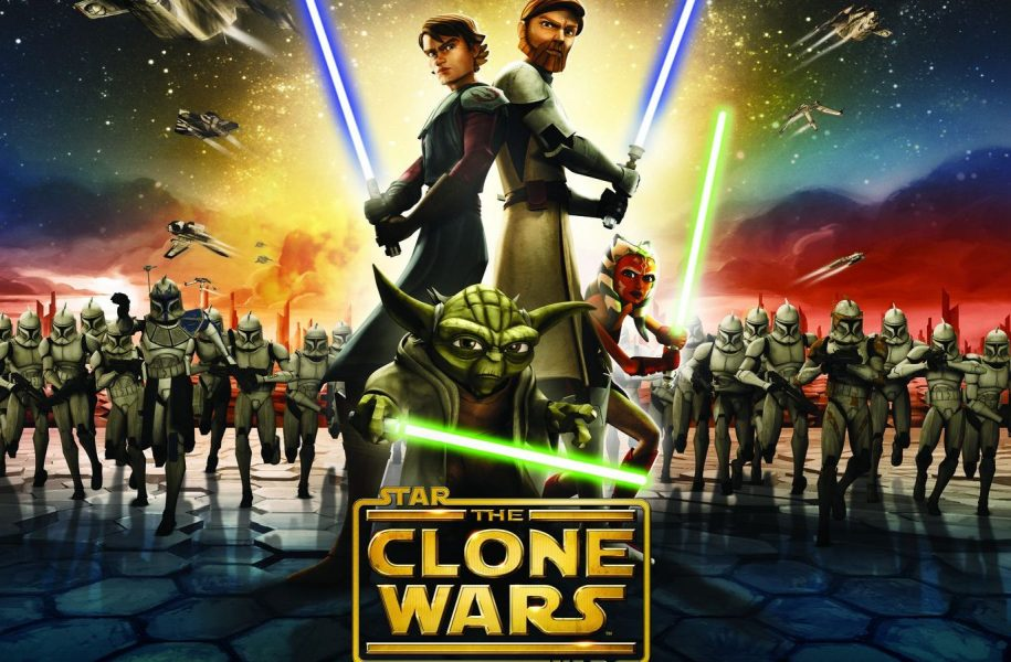 Disney+ Star wars The clone wars