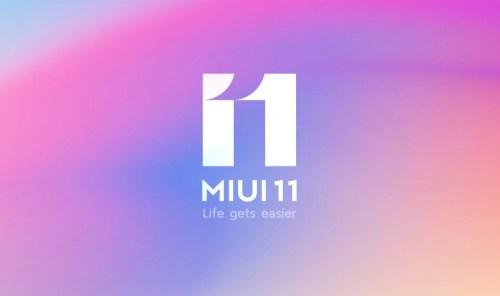Este es el calendario de actualización a MIUI 11