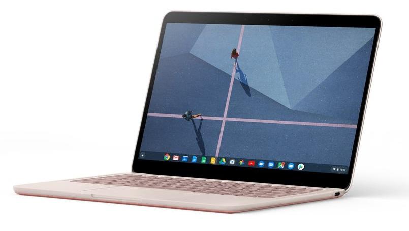 Google Pixelbook Go especificaciones 1