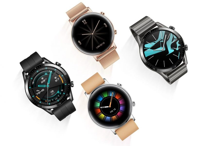 Huawei Watch GT 2 disponible en España características
