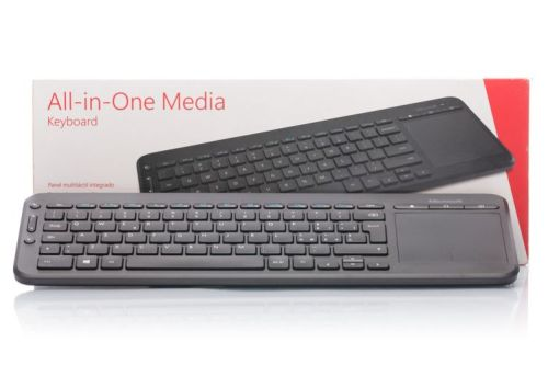 Teclado Microsoft All in One Media en Android