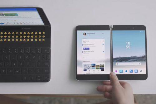 Surface Duo y Surface Neo: los nuevos dispositivos plegables de Microsoft