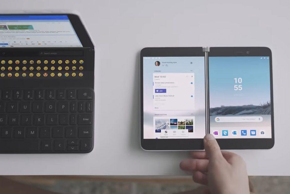 Microsoft Surface Duo Surface Neo características
