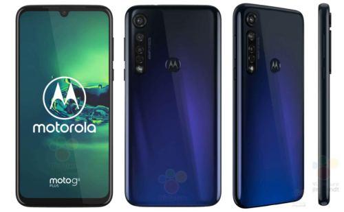 Nuevos detalles filtrados del Motorola Moto G8 Plus (+Fotos)
