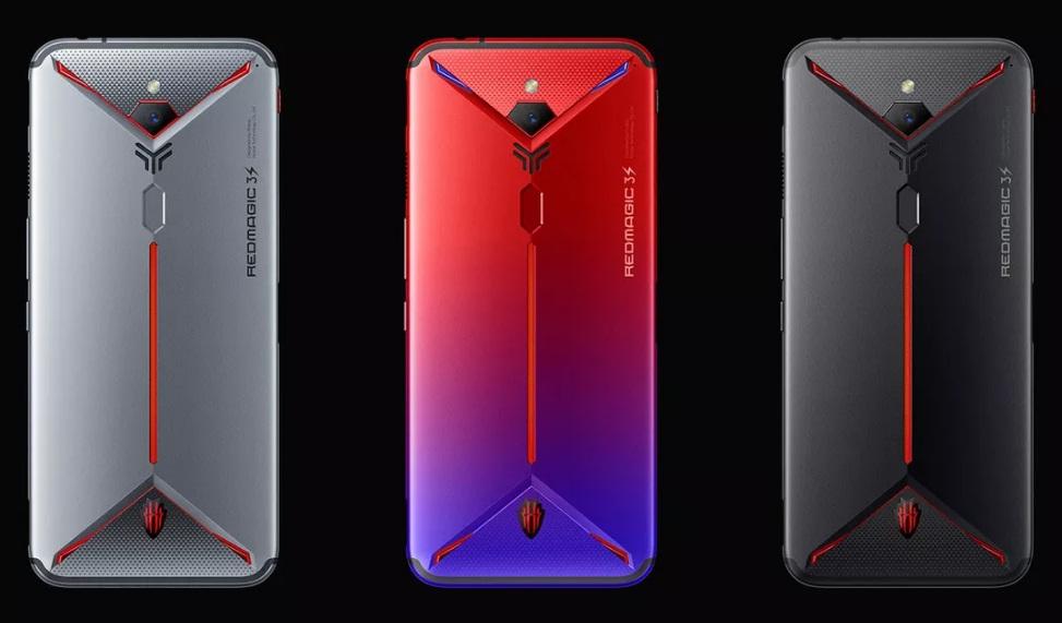 Nubia Red Magic 3S características y precios